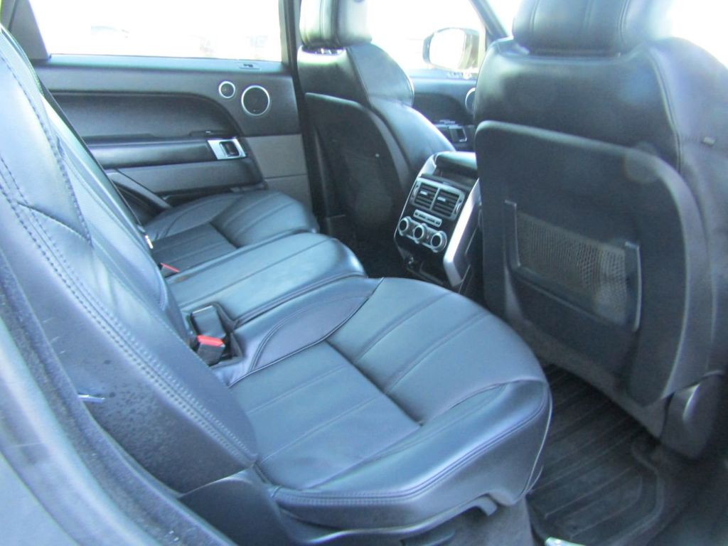 2016 Land Rover Range Rover Sport Supercharged - 18542661 - 47