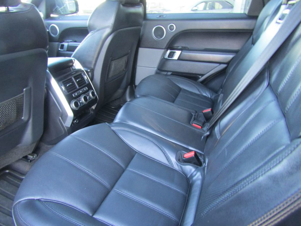 2016 Land Rover Range Rover Sport Supercharged - 18542661 - 51