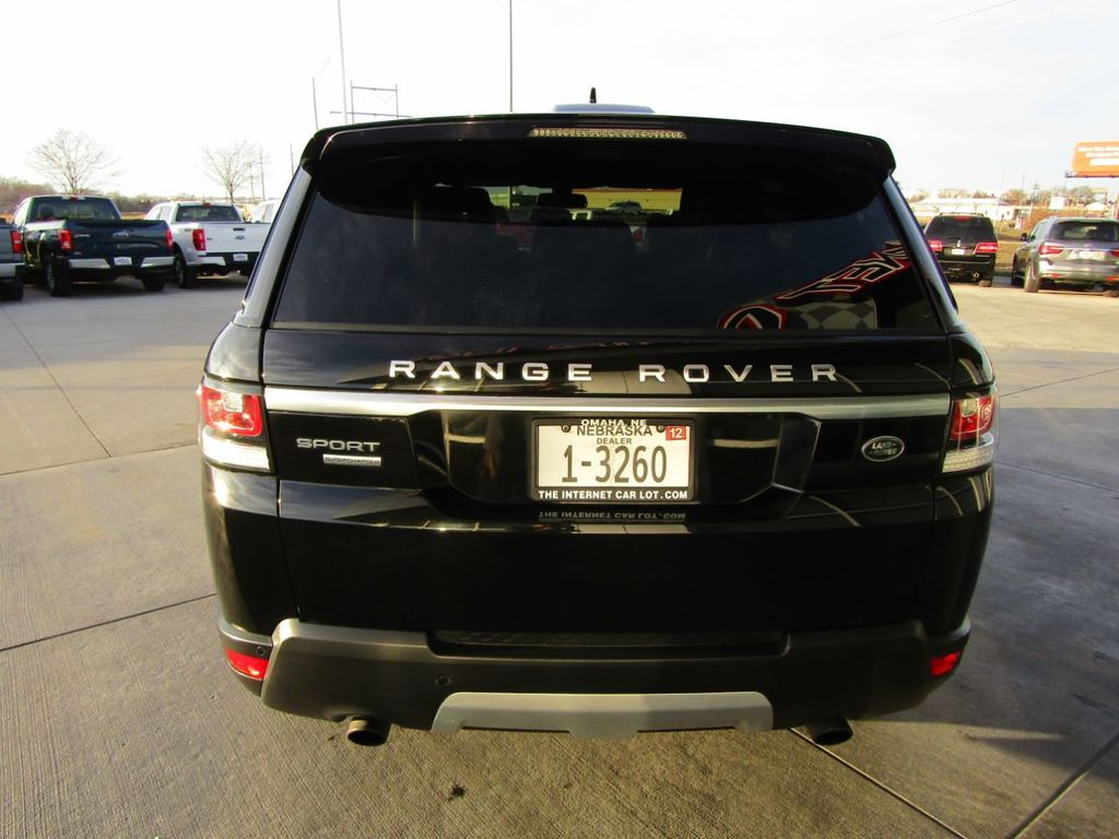 2016 Land Rover Range Rover Sport Supercharged - 18542661 - 5