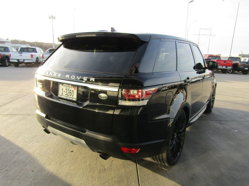 2016 Land Rover Range Rover Sport Supercharged - 18542661 - 6