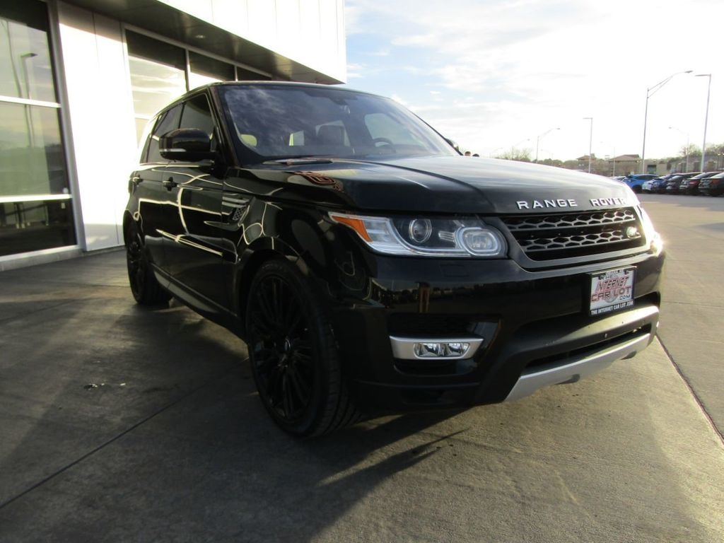 2016 Land Rover Range Rover Sport Supercharged - 18542661 - 8