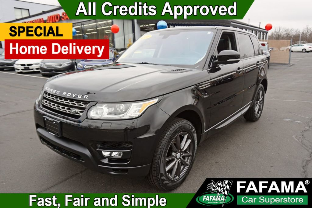 Used Land Rover Range Rover Sport Milford Ma