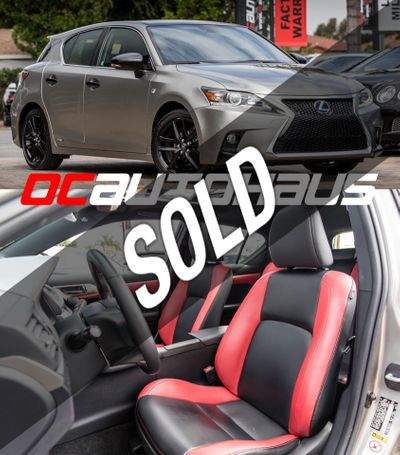 Used Lexus For Sale In Ct >> Used Lexus Ct 200h At Oc Autohaus Serving Westminster Ca