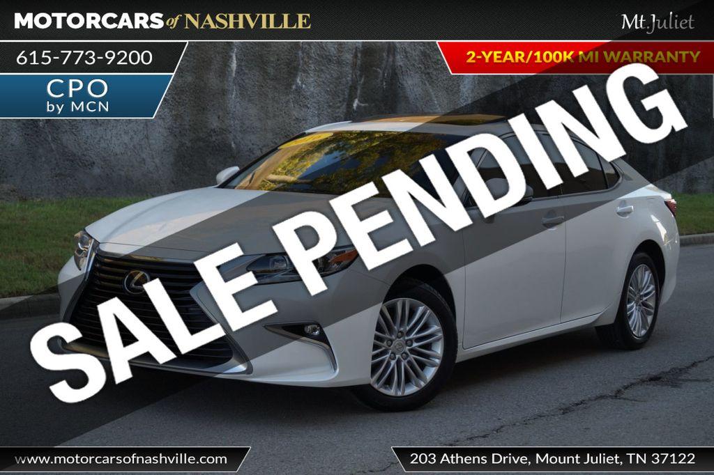 2016 Lexus ES 350 4dr Sedan - 18203163 - 0
