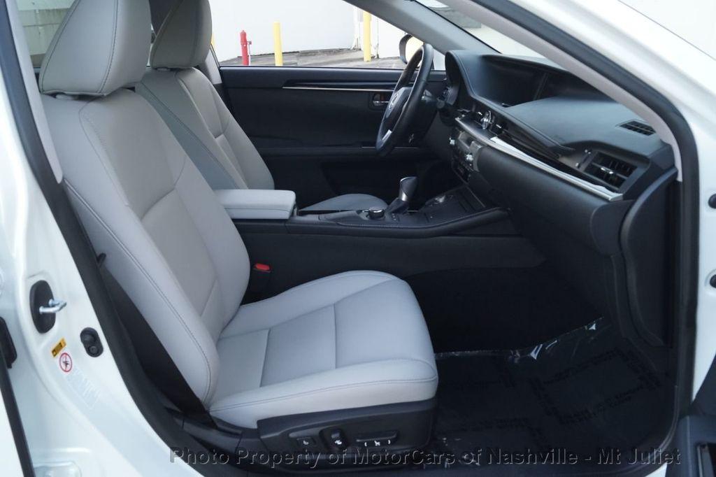 2016 Lexus ES 350 4dr Sedan - 18203163 - 22