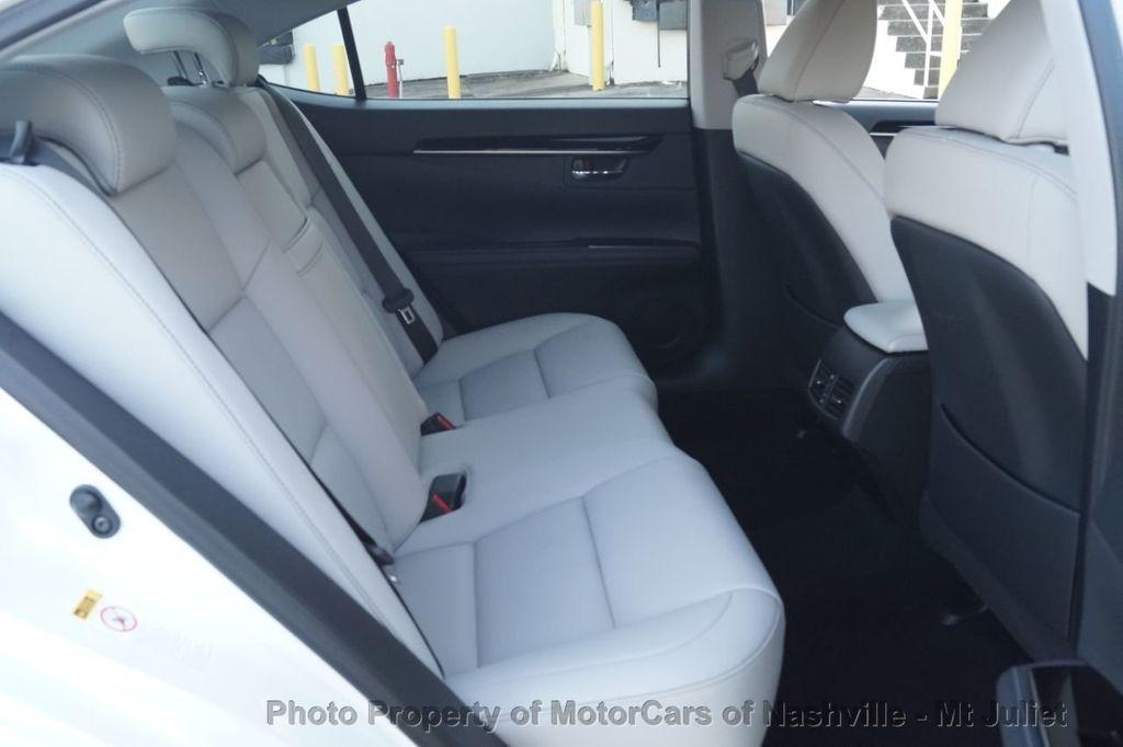 2016 Lexus ES 350 4dr Sedan - 18203163 - 24