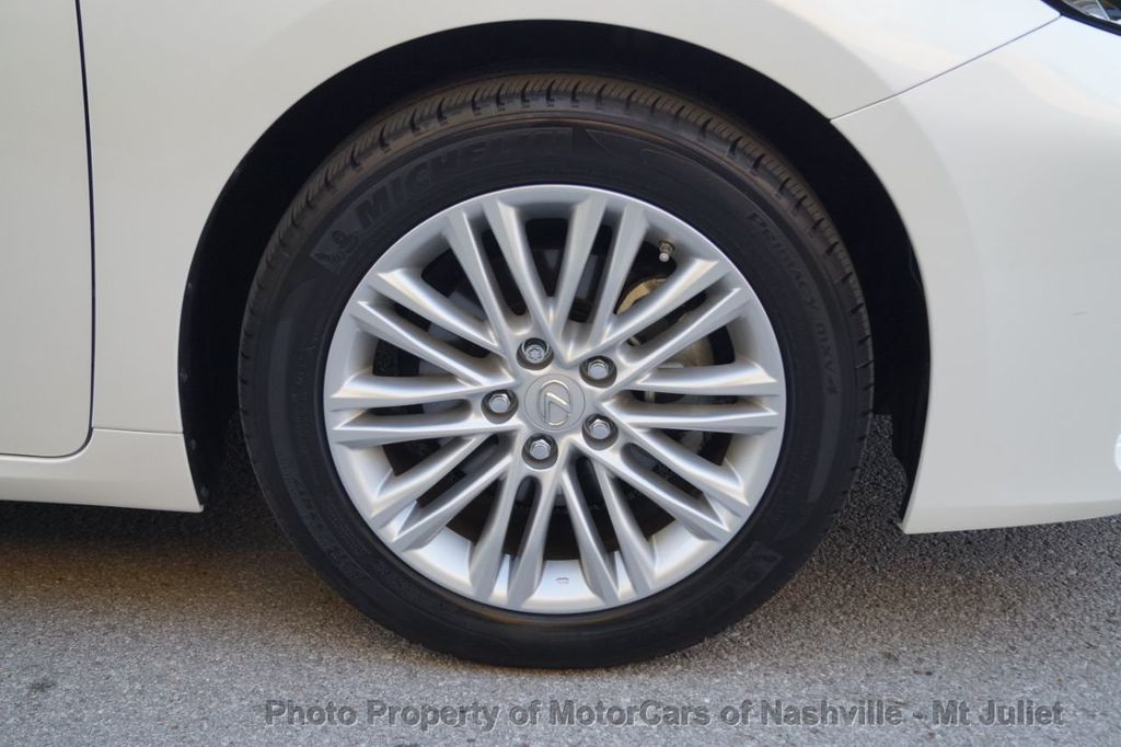 2016 Lexus ES 350 4dr Sedan - 18203163 - 42