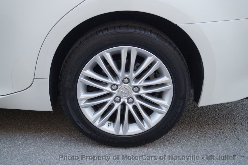 2016 Lexus ES 350 4dr Sedan - 18203163 - 43