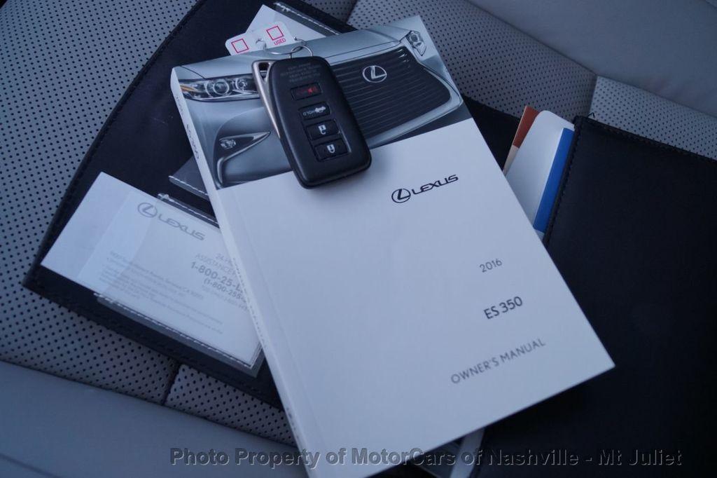 2016 Lexus ES 350 4dr Sedan - 18203163 - 48