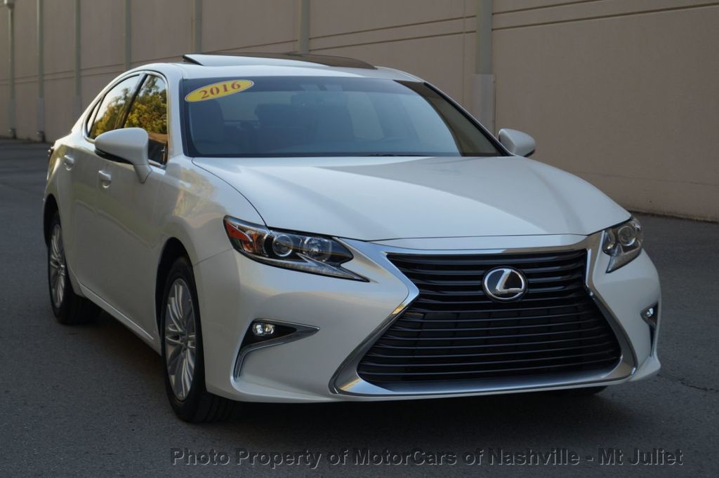 2016 Lexus ES 350 4dr Sedan - 18203163 - 4
