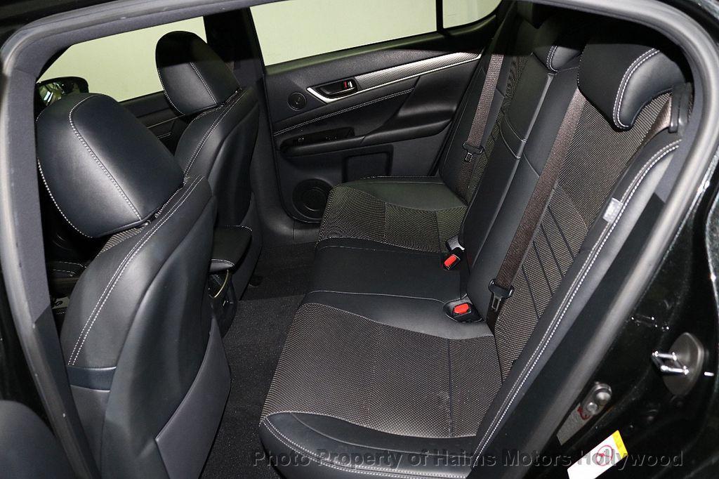 2016 Lexus GS 350 4dr Sedan RWD - 18143344 - 17