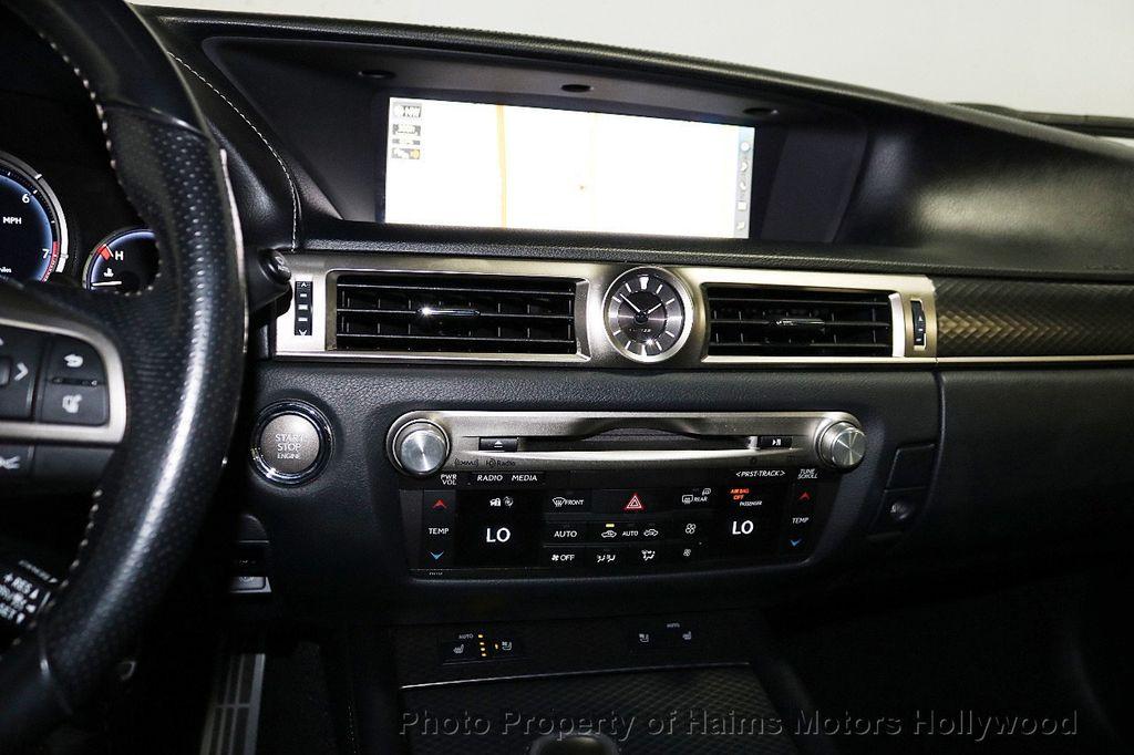 2016 Lexus GS 350 4dr Sedan RWD - 18143344 - 21