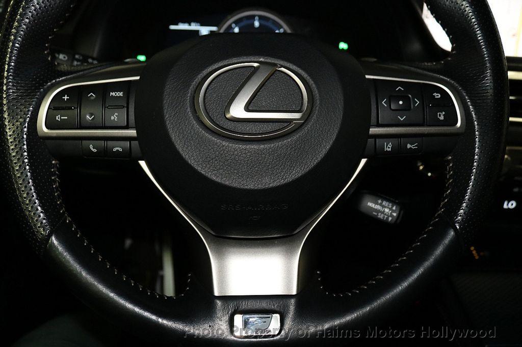 2016 Lexus GS 350 4dr Sedan RWD - 18143344 - 28