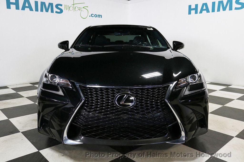 2016 Lexus GS 350 4dr Sedan RWD - 18143344 - 2