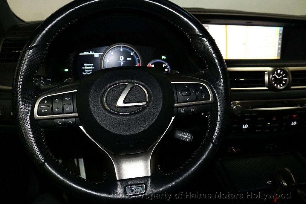 2016 Lexus GS 350 4dr Sedan RWD - 18143344 - 29