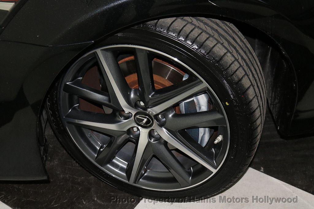 2016 Lexus GS 350 4dr Sedan RWD - 18143344 - 34