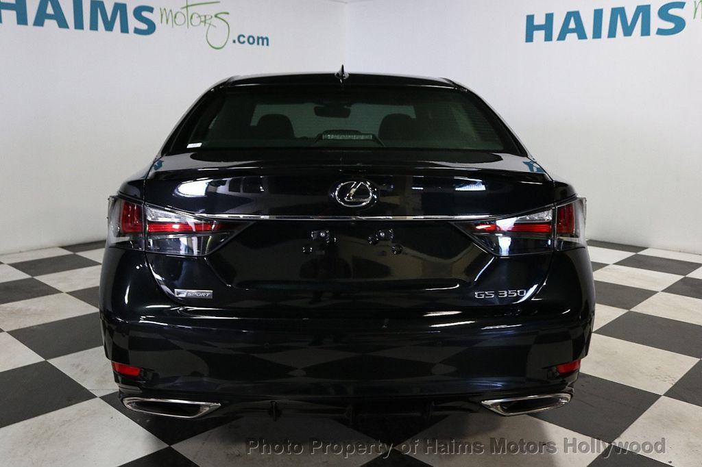 2016 Lexus GS 350 4dr Sedan RWD - 18143344 - 5