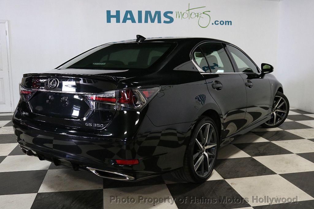 2016 Lexus GS 350 4dr Sedan RWD - 18143344 - 6