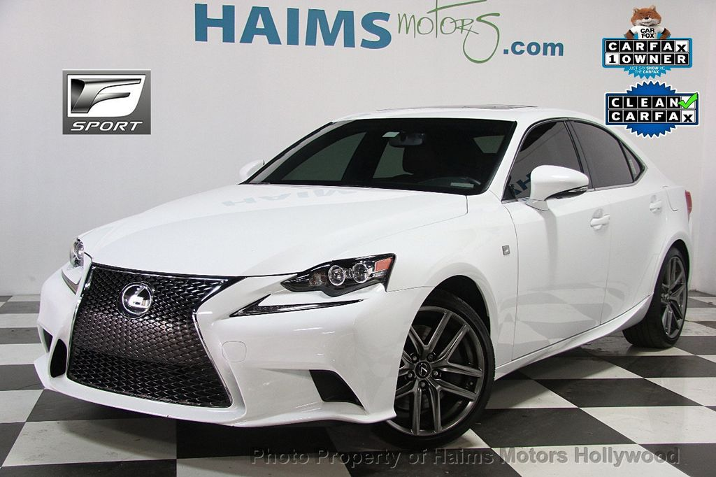 2016 Lexus IS 200t 4dr Sedan - 17039673