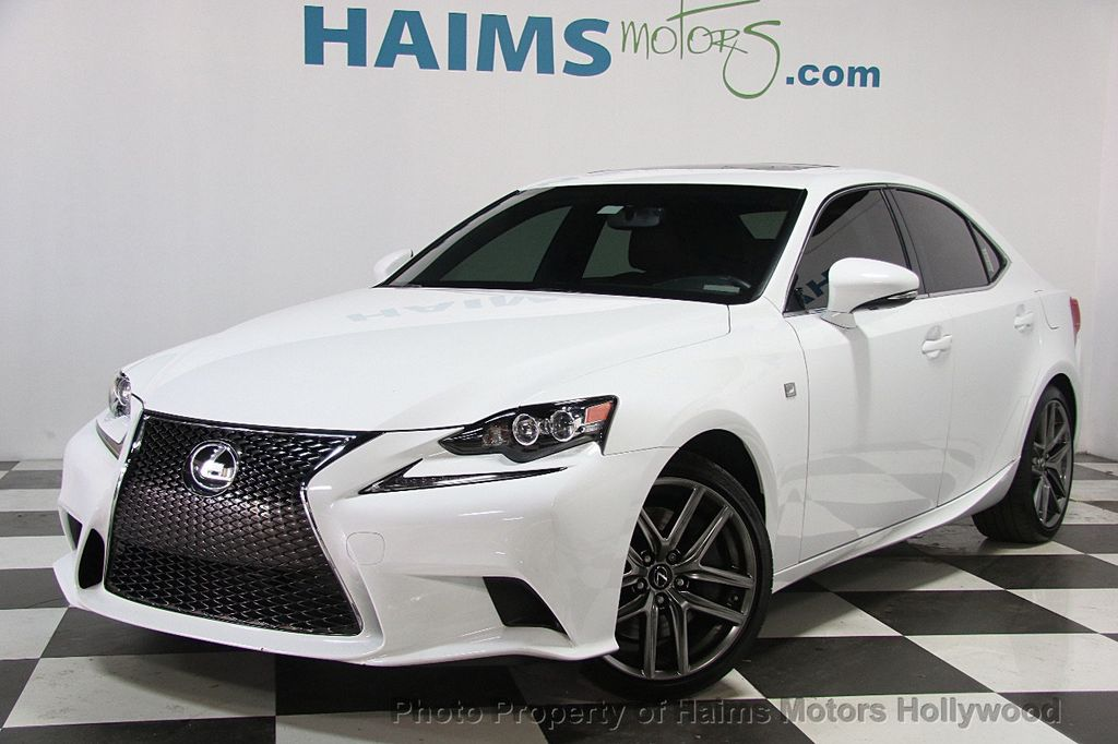 2016 Lexus IS 200t 4dr Sedan - 17039673 - 1