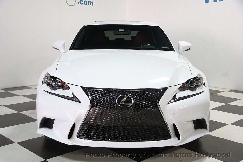 2016 Lexus IS 200t 4dr Sedan - 17039673 - 2