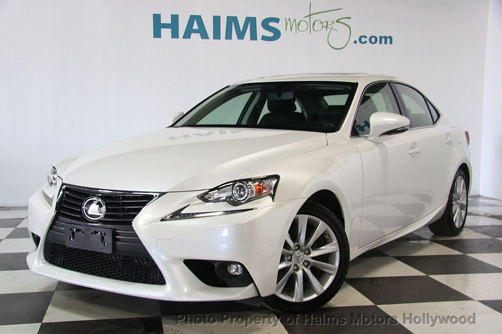 2016 Lexus Is 200t 4dr Sedan 17245786 1