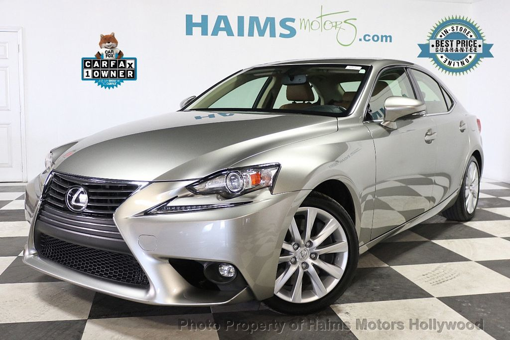 2016 Lexus IS 200t 4dr Sedan - 17858490 - 0