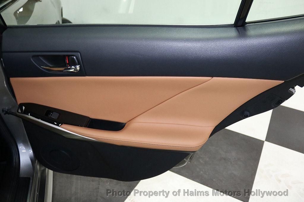 2016 Lexus IS 200t 4dr Sedan - 17858490 - 11