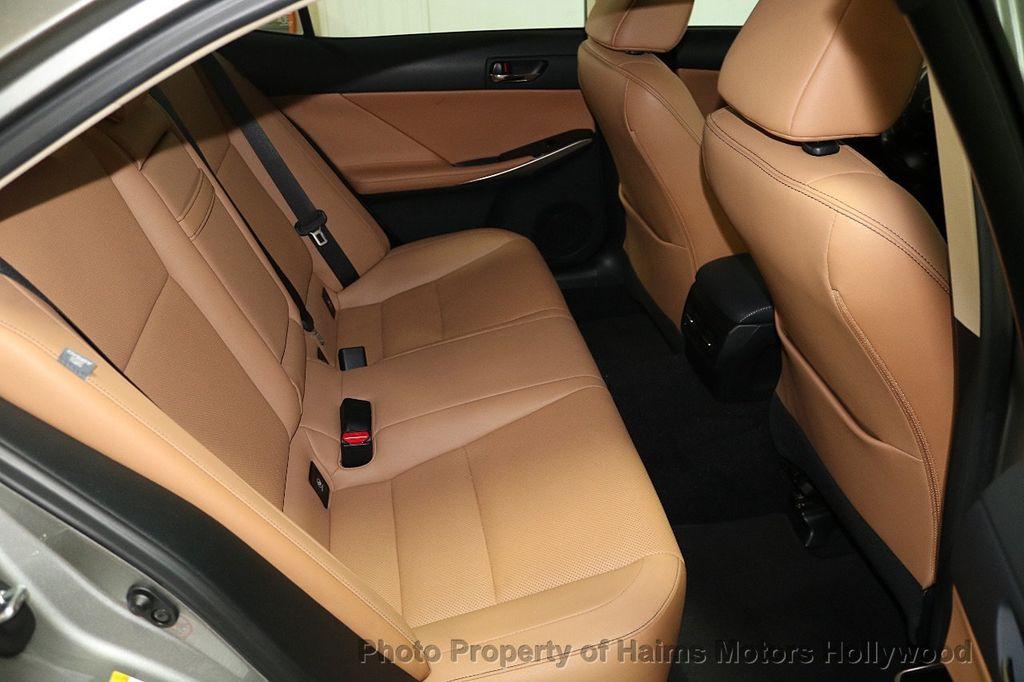 2016 Lexus IS 200t 4dr Sedan - 17858490 - 14