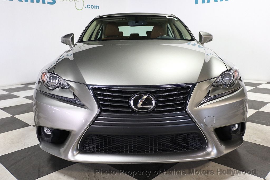 2016 Lexus IS 200t 4dr Sedan - 17858490 - 2