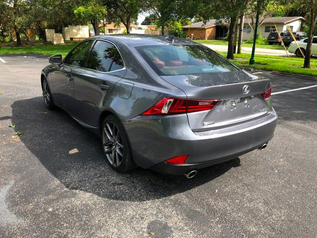 2016 Lexus IS 200t 4dr Sedan - Click to see full-size photo viewer