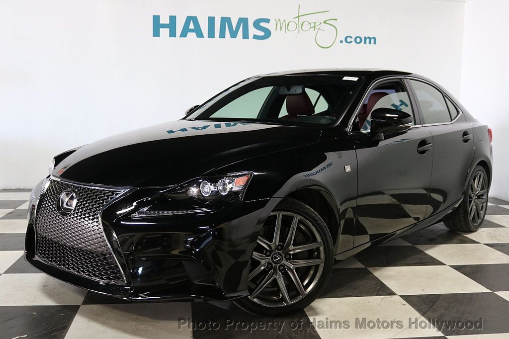 2016 Lexus IS 200t F SPORT - 18492357 - 1