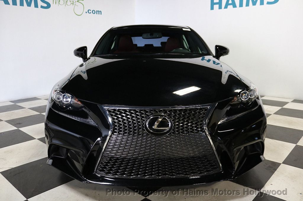 2016 Lexus IS 200t F SPORT - 18492357 - 2