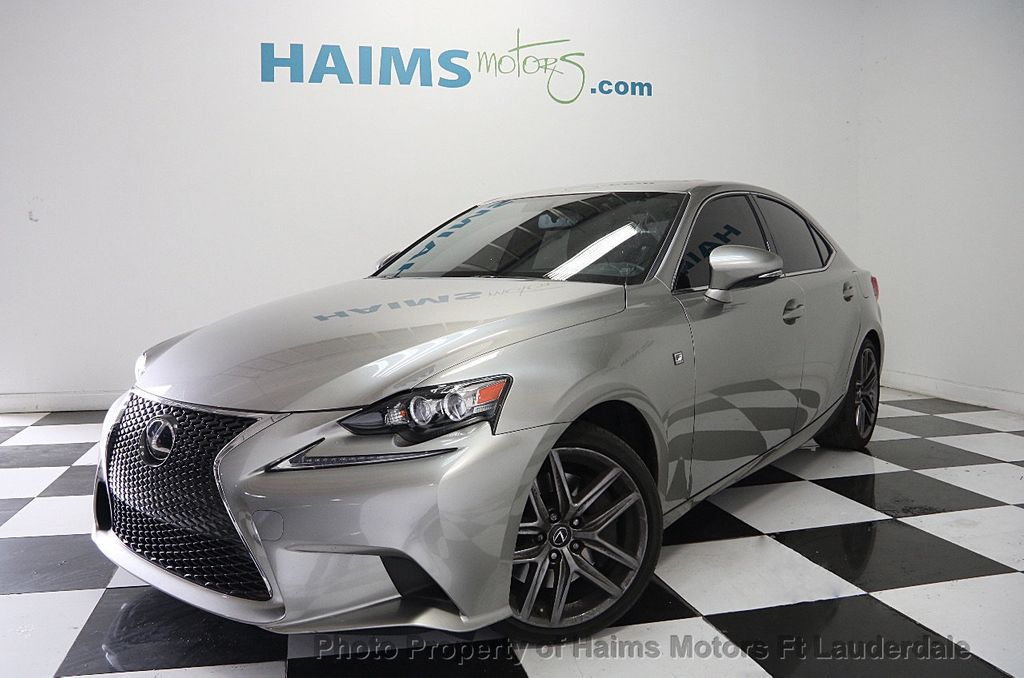 2016 Lexus IS 350 F Sport F Sport - 16334454 - 0