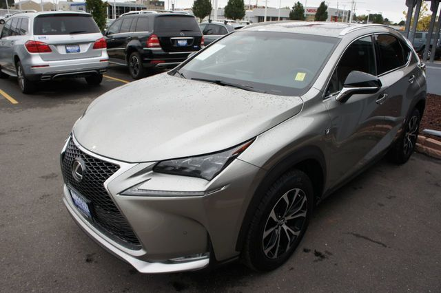 Lexus Nx 200T F Sport >> 2016 Used Lexus Nx 200t Awd 4dr F Sport At Maaliki Motors Serving