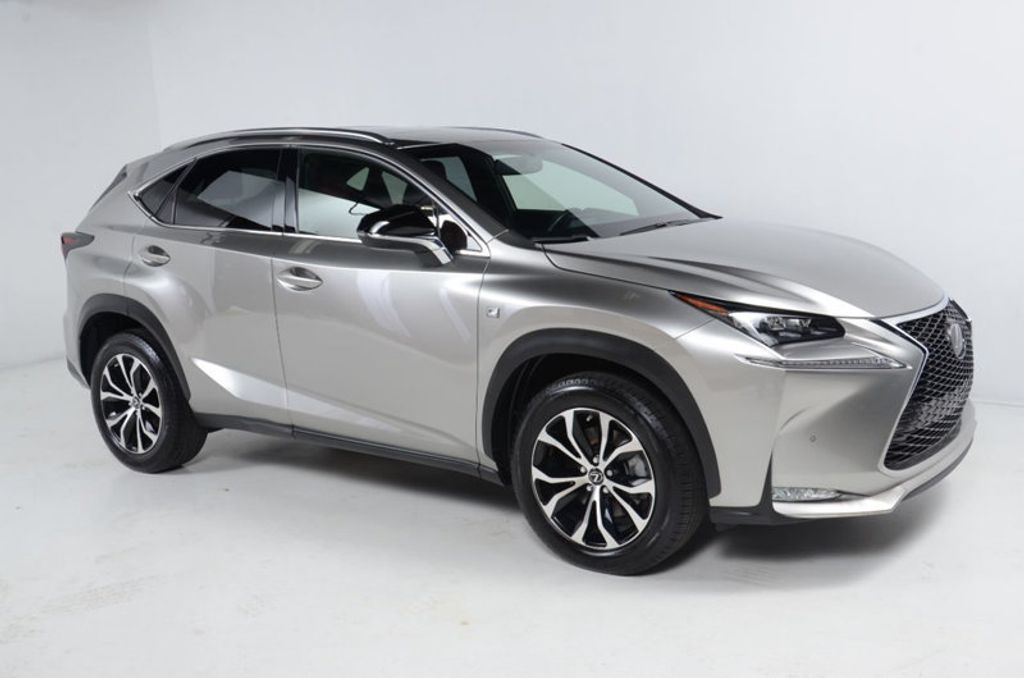 2016 Lexus NX 200t Blind Spot Monitors-Navigation-Premium F Sport Package - 17768093 - 10