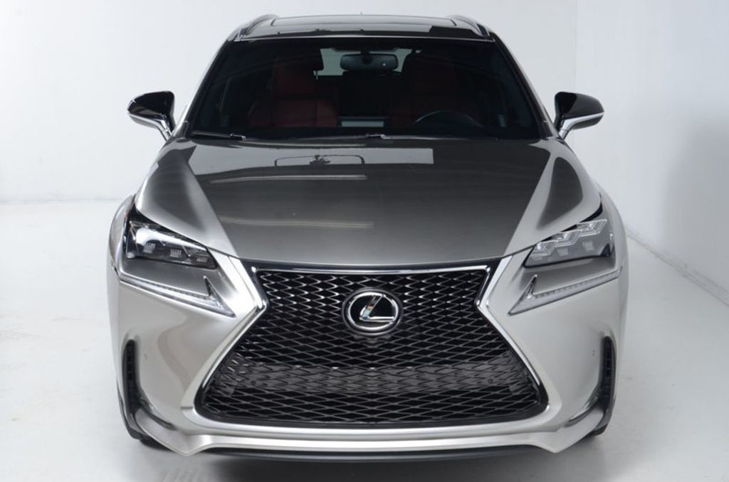 2016 Lexus NX 200t Blind Spot Monitors-Navigation-Premium F Sport Package - 17768093 - 14