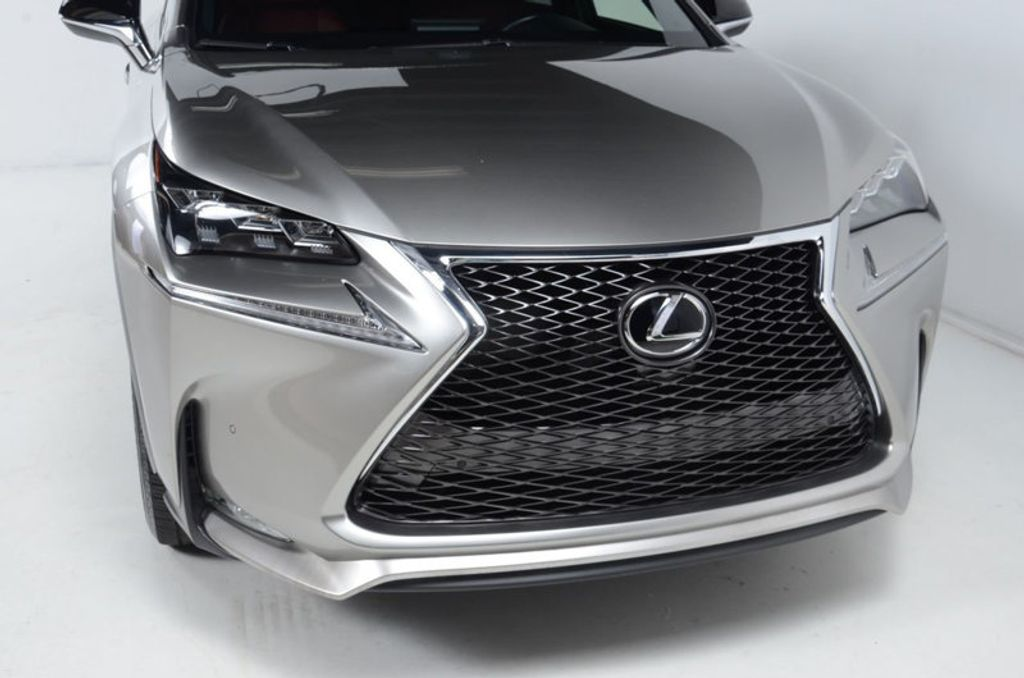 2016 Lexus NX 200t Blind Spot Monitors-Navigation-Premium F Sport Package - 17768093 - 16