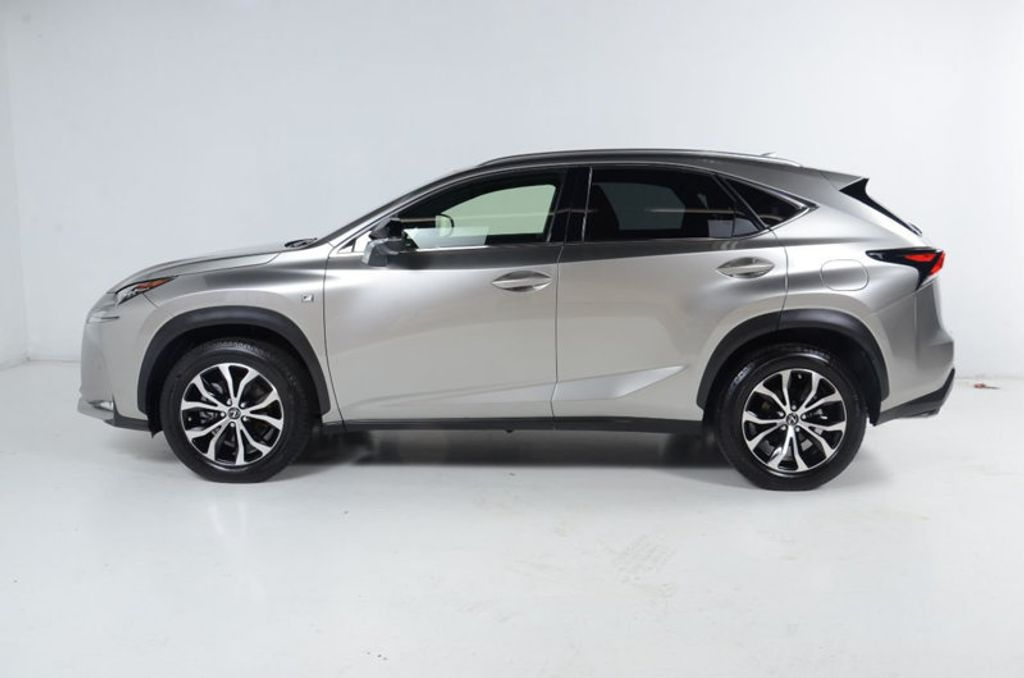 2016 Lexus NX 200t Blind Spot Monitors-Navigation-Premium F Sport Package - 17768093 - 17