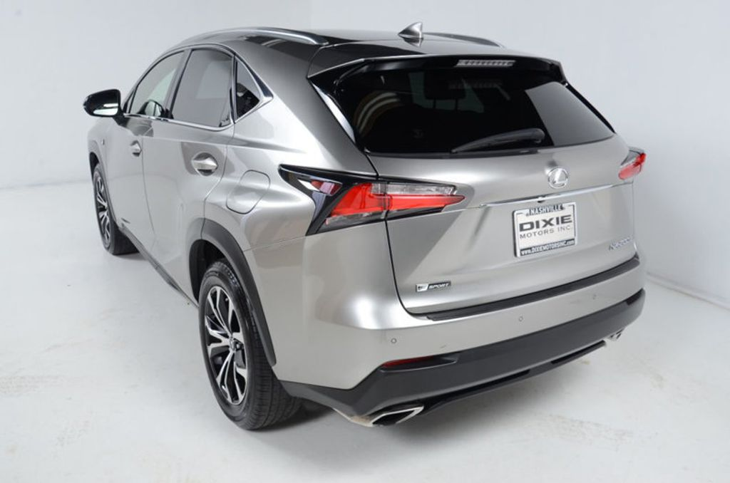 2016 Lexus NX 200t Blind Spot Monitors-Navigation-Premium F Sport Package - 17768093 - 18