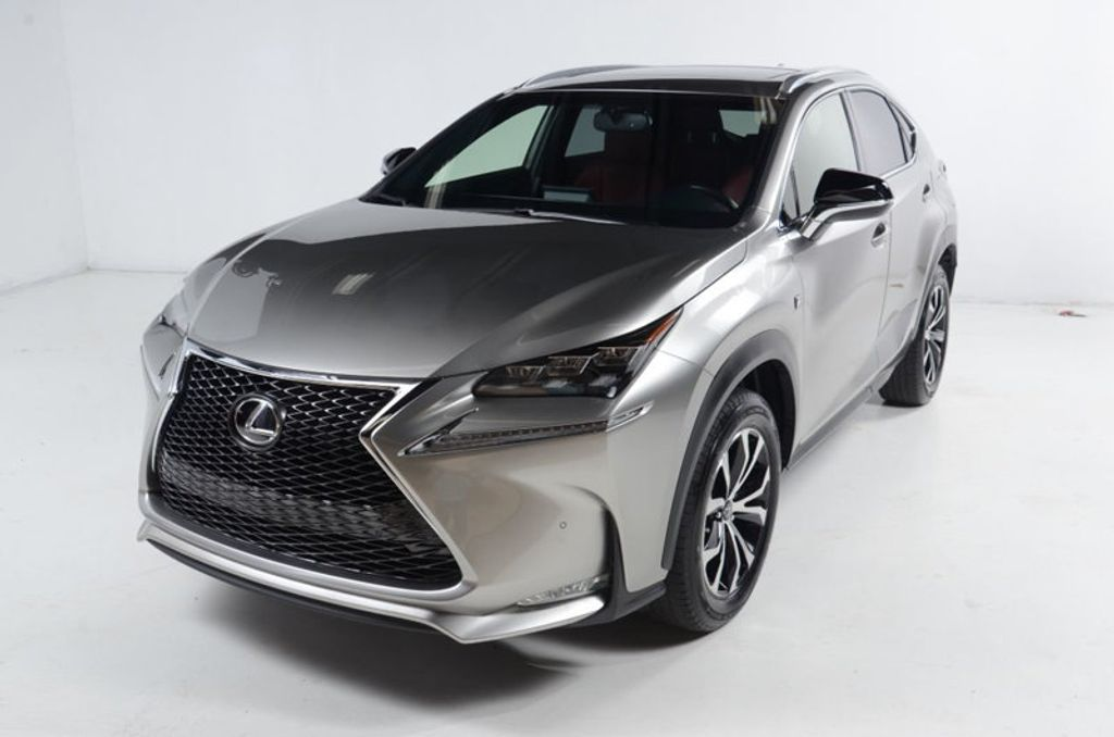 2016 Lexus NX 200t Blind Spot Monitors-Navigation-Premium F Sport Package - 17768093 - 1