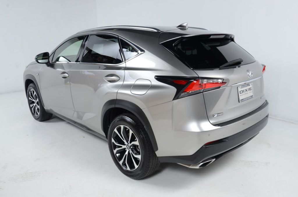 2016 Lexus NX 200t Blind Spot Monitors-Navigation-Premium F Sport Package - 17768093 - 19