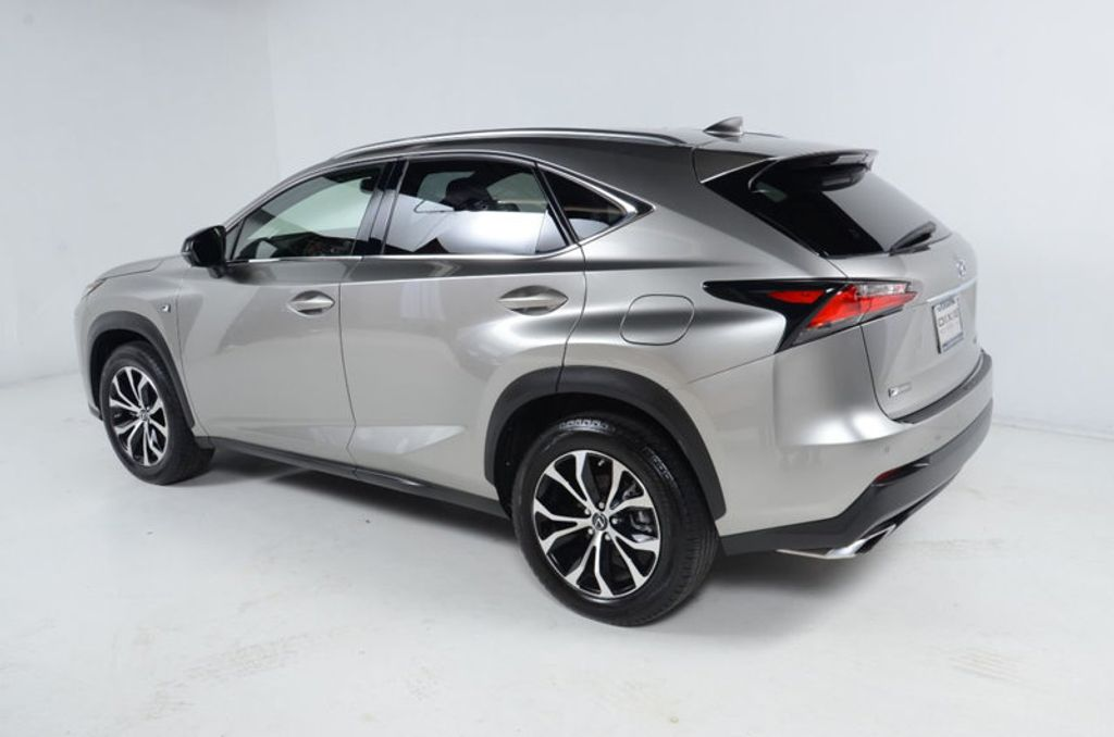 2016 Lexus NX 200t Blind Spot Monitors-Navigation-Premium F Sport Package - 17768093 - 20