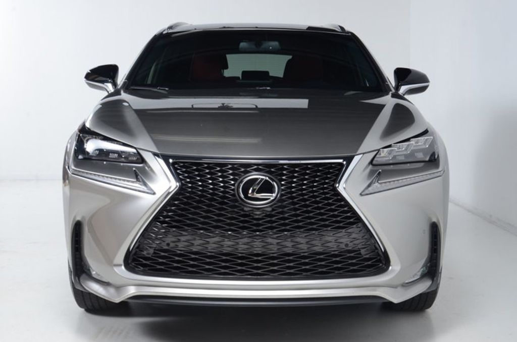 2016 Lexus NX 200t Blind Spot Monitors-Navigation-Premium F Sport Package - 17768093 - 22