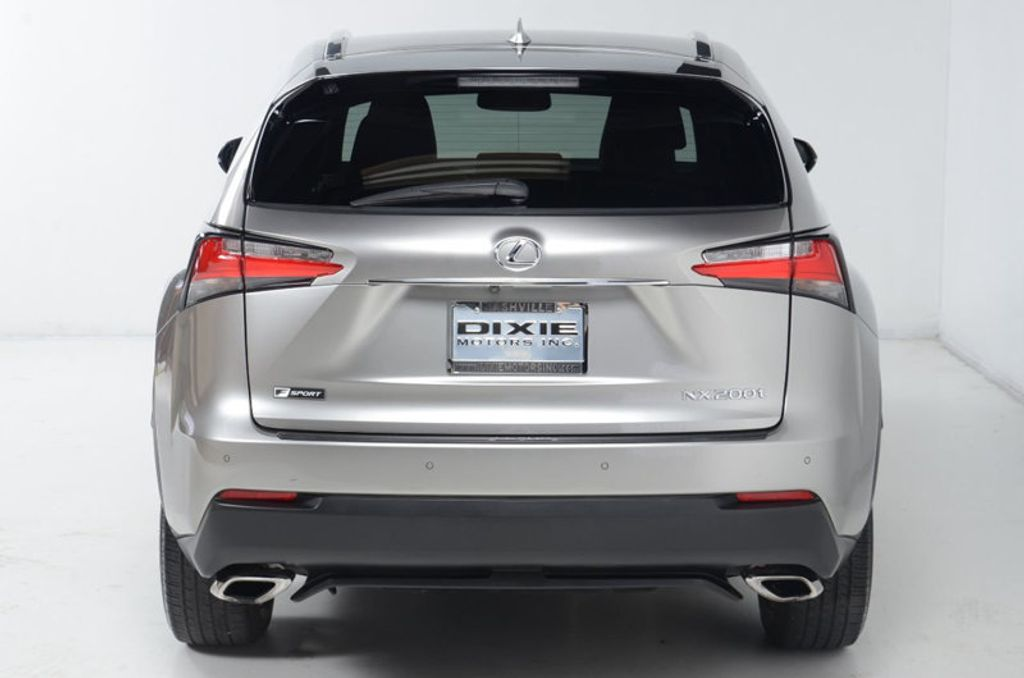 2016 Lexus NX 200t Blind Spot Monitors-Navigation-Premium F Sport Package - 17768093 - 23