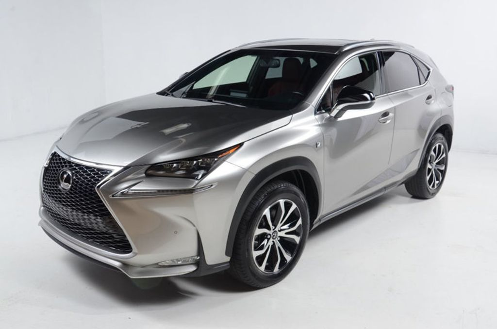 2016 Lexus NX 200t Blind Spot Monitors-Navigation-Premium F Sport Package - 17768093 - 3