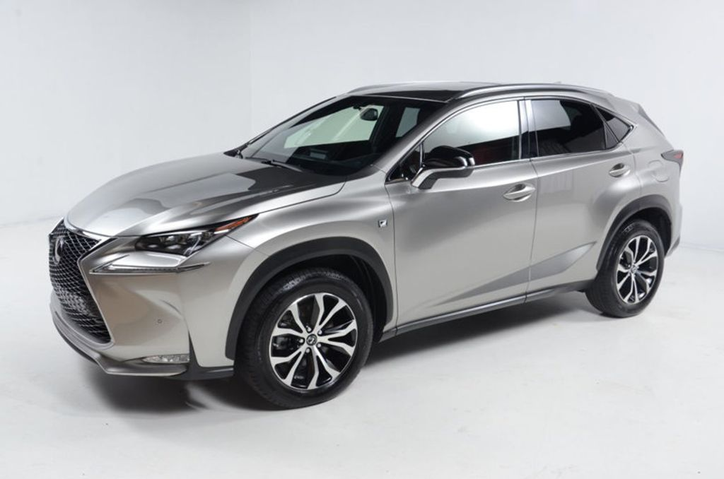 2016 Lexus NX 200t Blind Spot Monitors-Navigation-Premium F Sport Package - 17768093 - 4