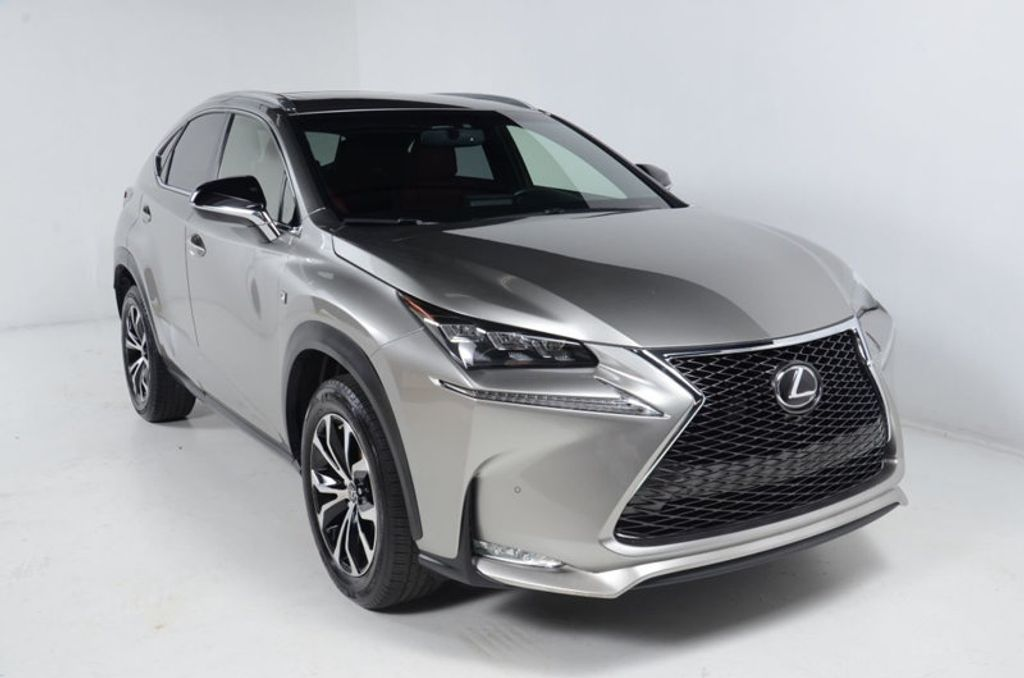 2016 Lexus NX 200t Blind Spot Monitors-Navigation-Premium F Sport Package - 17768093 - 6