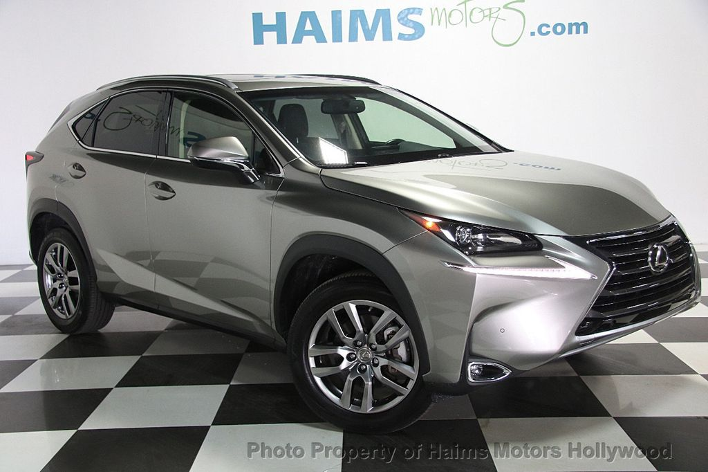 2016 Used Lexus NX 200t FWD 4dr at Haims Motors Serving Fort