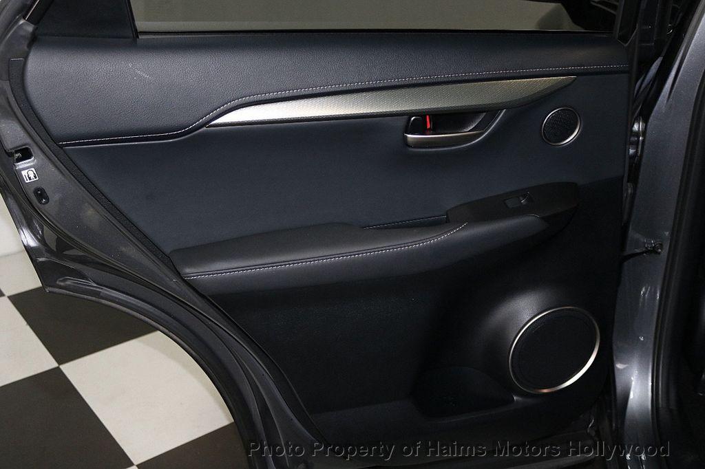 2016 Lexus NX 200t FWD 4dr F Sport - 17536446 - 11